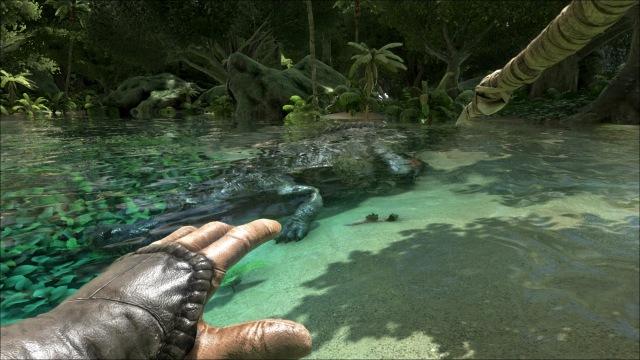ARK Croc