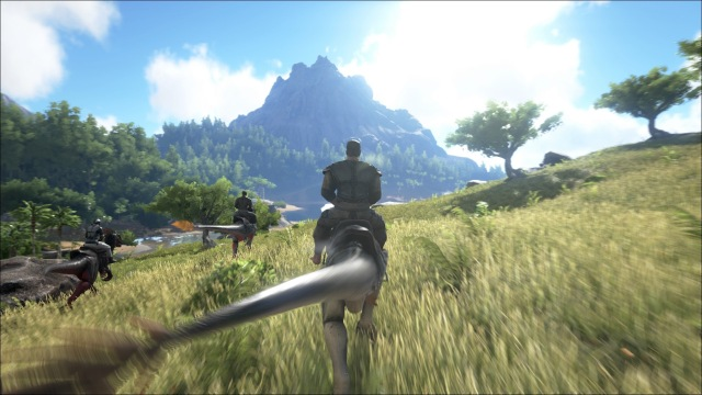 ARK Riding
