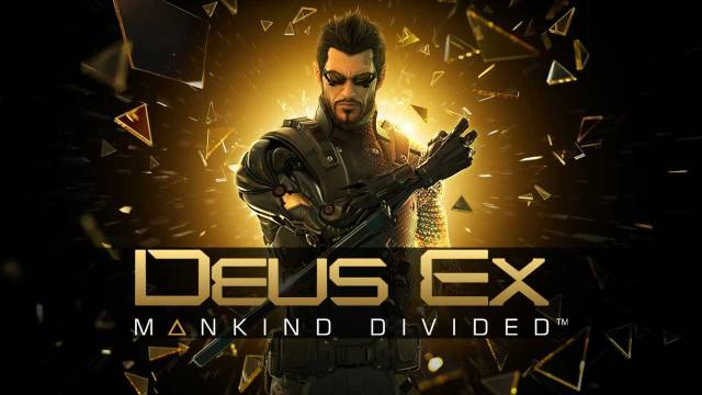 Dues Ex- Mankind Divided logo