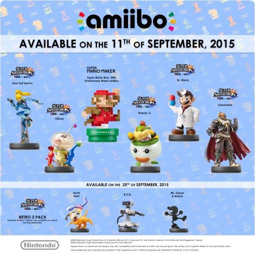 September-amiibo