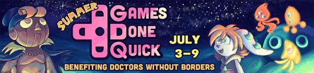 Summer GamesDoneQuick2016-banner